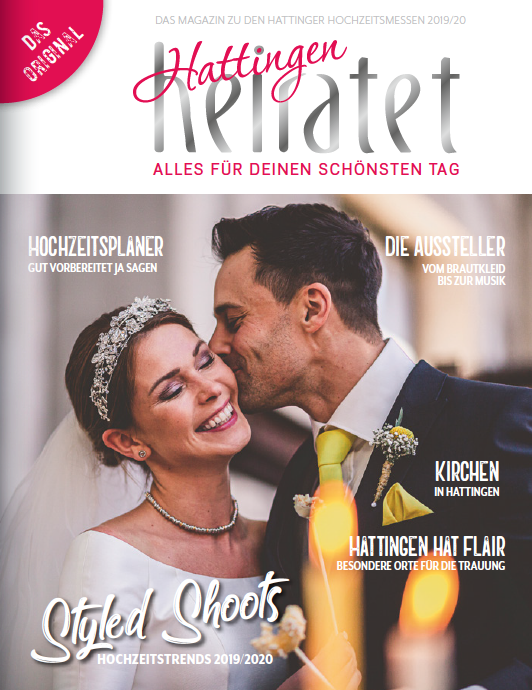 Hattingen heiratet Magazintitel 2019/2020